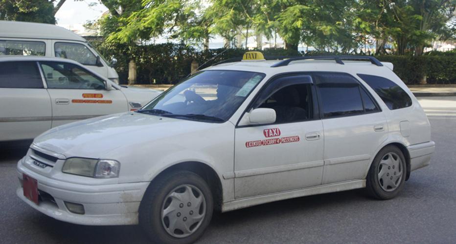 Fixed price taxis in Zanzibar
